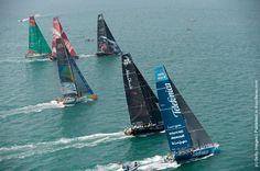 Volvo Ocean Race 2011 - 2012