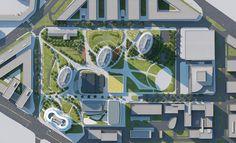 Galéria k článku: Čulenova od Zahy Hadid má nový názov Sky Park