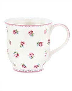Mug Timmie Rose   GreenGate