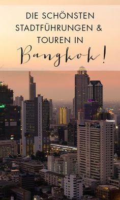 Wir stellen dir 5 Stadtführungen in Bangkok vor, die wir dir wärmstens empfehlen können. Für Bangkok-Neulinge und auch für Bangkok-Kenner.