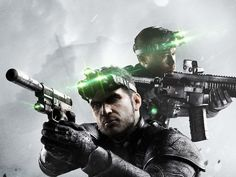 Sam Fisher Tom Clancys Splinter Cell wallpaper Game