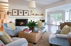 Sally Field's Living Room