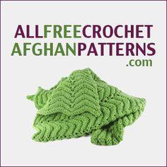 14 Crochet Afghans for Mother's Day Gifts   AllFreeCrochetAfghanPatterns.com