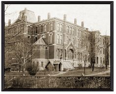 Dominican Sisters of St. Cecilia Convent - Foundation in 1860