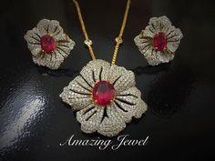 #amazingjewel #pendantset #silver #sterlingsilver #destinationjewellery #jaipur…