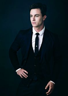 Jordan Parrish - Ryan Kelley <---- he is the definition of perfection