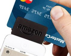 Amazon's Credit Card Reader Is Here, And It's Dramatically Cheaper Than Square | Fast Company | Business + Innovation