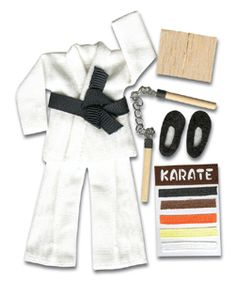 Jolee's Boutique - Sports and Leisure Collection - Karate at Scrapbook.com $3.98