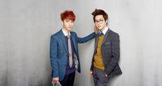 Suho & D.O. Jacket Boy EXO-K HD Wallpaper