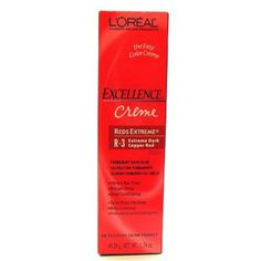 L'Oreal Excellence Creme Extreme - R3 Copper Red by L'Oreal Paris * Check out the image by visiting the link.
