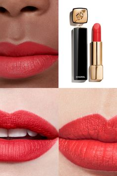Lion, Makeup News, Chanel Beauty, Chanel Spring, Lipstick, Velvet, Collection, Red, Leo
