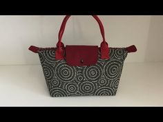 best=Coudre un Sac main style haute couture Tuto Couture Madalena Rose Dress Elsbeth Und Ich, Youtube Sewing, Style Haute Couture, Fashion Essentials, Longchamp, Bag Making, Pouch, Tote Bag, Purses
