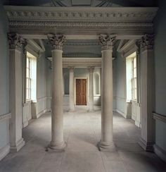 i want roman columns in my bedroom!