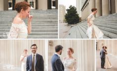 Downtown Nashville Real Wedding | SheHeWe Photography   #SheHeWe #W101Nashville #NashvilleWedding