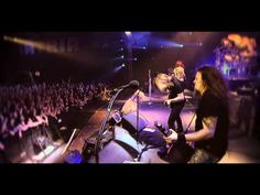 Sonata Arctica - Fullmoon (Live in Finland) HD. love this song!