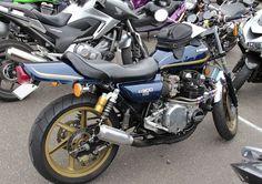 ROAD RIDER: Street motorcycle in Japan - Kawasaki KZ900LTD Base Custom Machine
