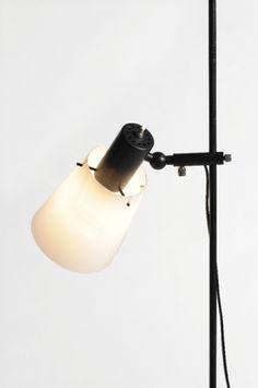 Mod. 1055, lampada scomponibile, Gino Sarfatti, Societ� In Accomandita Arteluce