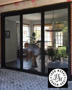 House Window Design, Door Gate Design, Balcony Design, Modern House Design, Interior Door Styles, Door Design Interior, Home Room Design, Modern Windows And Doors, Modern Patio Doors