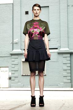 givenchy resort 2012 #fashion