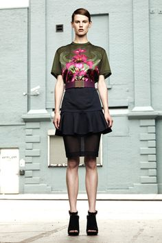 givenchy resort 2012 #fashion