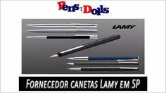 Fornecedor canetas Lamy em SP - Pens and Dolls