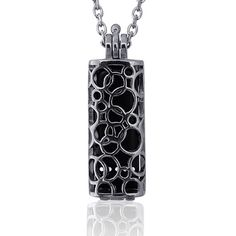 Necklace SOMA - Fitbit Flex Jewelry - made from stainless steel - silver,  gold or rose gold plated