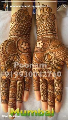 Ideas tattoo designs rose mandala for 2019 Rose Mehndi Designs, Indian Mehndi Designs, Mehndi Designs For Beginners, Mehndi Designs For Fingers, Wedding Mehndi Designs, Mehndi Design Pictures, Latest Mehndi Designs, Simple Henna Patterns, Mehndi Patterns