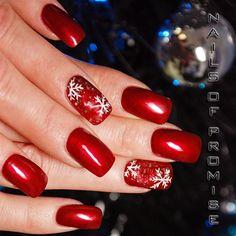 Christmas+Nails