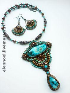 Wow! Gorgeous beadwork!