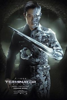 TERMINATOR GENISYS movie poster No. 7