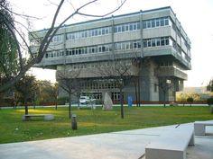 Edificio da Escola Técnica Superior de Arquitectura da Universidade da Coruña
