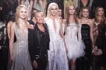 Brooke Burke And Julien MacDonald On 'Nightmare' Shoe Moments At BritWeek 10th Anniversary FashionShow