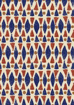 Pattern by Minakani #minakani #ethnic #pattern