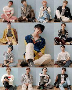 Woozi, Wonwoo, Jeonghan, Kpop, Pledis Seventeen, Japanese Singles, I Fall In Love, My Love, Carat Seventeen