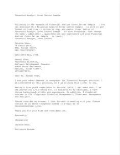 26 Data Analyst Cover Letter Cover Letter Tips Cover Letter