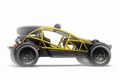 Ariel Nomad : du fun à revendre ! - to be released by the end of 2015