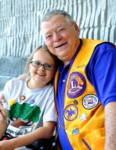 "Emily Clark, 10, was born with neuroblastoma and had her first surgery to remove a tumor along her spine a five days old. She attended a session of the Louisiana Lions Camp and can't wait to go back.When I was there, I didn't feel like I was 'the only one' like me,"" she said. From Nola.com."