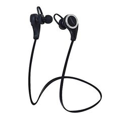 Innoo Tech iPhone 7 Bluetooth Headphones Wireless Stereo Bluetooth 4.1 Earbuds | Bluetooth Earphones for Running, Biking ** You can find more details by visiting the image link.