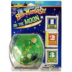 Sea-Monkey's on the Moon Mini World | ToysRUs Monkey World, Sea Monkeys, World Water, Science Kits, All Toys, Kids Store, Learning Games, Pinball, Arcade Games