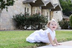 Coll Street Photography: My baby girl's baptism