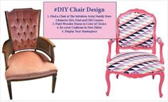 You are going to love this next project! Check out the transformation you can give to an old chair!