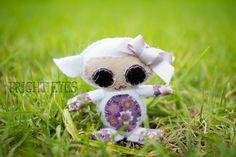 Lamb Plush by Brighteyesshop on Etsy Bright Eyes, Lamb, Plush, Teddy Bear, Toys, Unique Jewelry, Handmade Gifts, Animals, Vintage