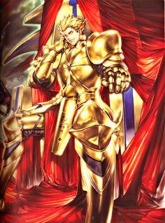 Fate/Zero    Gilgamesh (Archer)