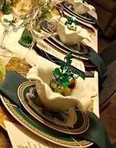St. Patrick's Dinner for Eight