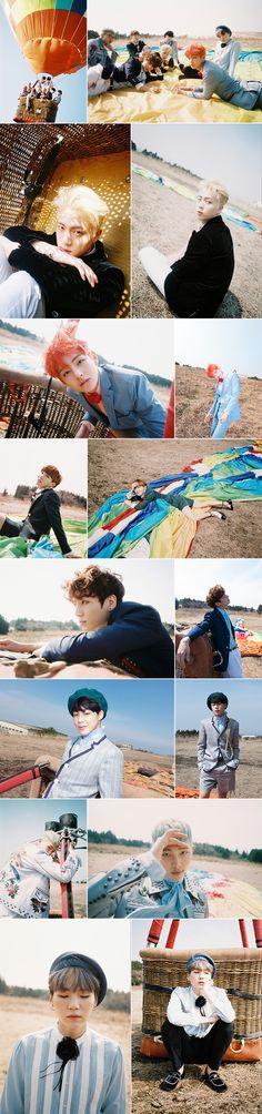스페셜 : 네이버 뮤직  방탄소년단 '화양연화 Young Forever' Concept Photo #1
