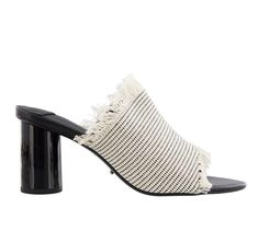 c97d426e522 Tony Bianco Bacardi Womens Mules Shoes Open Toe with Polished Cylinder Heels   fashion  clothing
