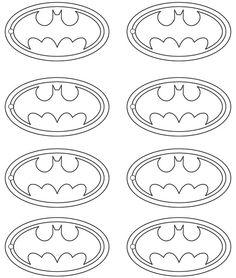 Batman birthday party invitation card