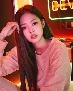 Black Pink Yes Please – BlackPink, the greatest Kpop girl group ever! Blackpink Jennie, K Pop, Kpop Girl Groups, Kpop Girls, Girls Generation, Blackpink Members, Jenna Dewan, Black Pink Kpop, Blackpink Photos