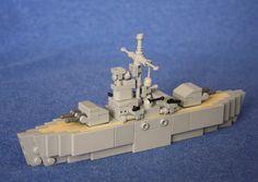 Eurosia-Class Destroyer   by echokiwi