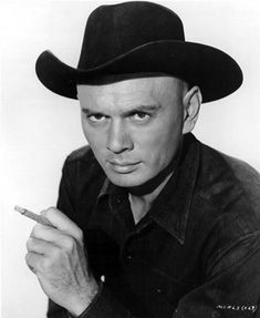 Yul Brynner liked to make people guess his background but he was really Russian. Description from moviessilently.com. I searched for this on bing.com/images